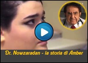 Dr Nowzaradan La storia di Amber
