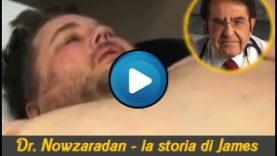 Dr Nowzaradan La storia di James