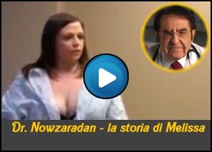 Dr Nowzaradan La storia di Melissa