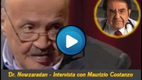 Dr Nowzaradan Intervista con Maurizio Costanzo