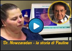 dr nozaradar la storia di Pauline
