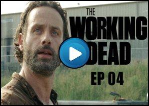 The Working Dead 04 – La minaccia Fantasma