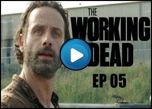The Working Dead 05 - Il finale di stagione