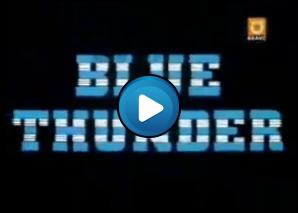 sigla tuono Blu - Blue Thunder