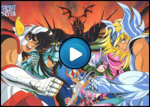 Sigla I Cavalieri dello zodiaco Pegasus fantasy (Ita)