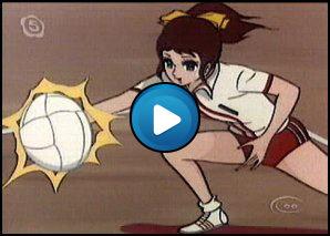 Sigla finale Mimì e le ragazze della pallavolo