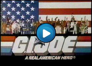 Sigla G.I. Joe (GIJOE) Prima versione