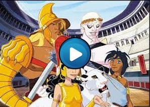 Sigla Gladiatori – Il torneo delle sette meraviglie