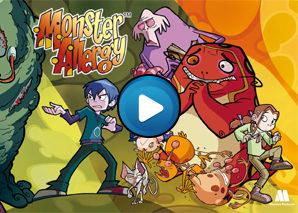 Sigla Monster Allergy