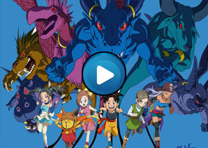 Sigla Blue Dragon – Seconda serie