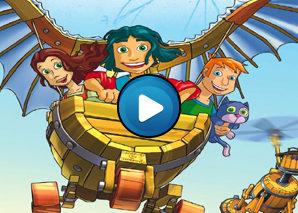 Gladiatori di roma film d animazione