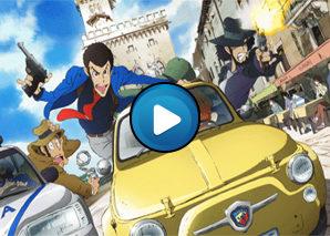 Sigla Lupin l'avventura italiana
