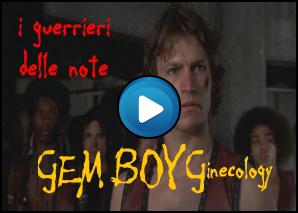 i guerrieri delle note gem boy ginecology