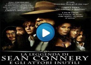 Sean Connery e la leggenda attori inutili